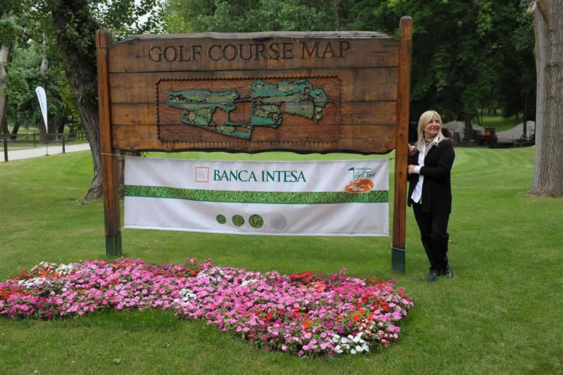 BANCA INTESA INVITATIONAL GOLF TOUR 11. 06. 2011