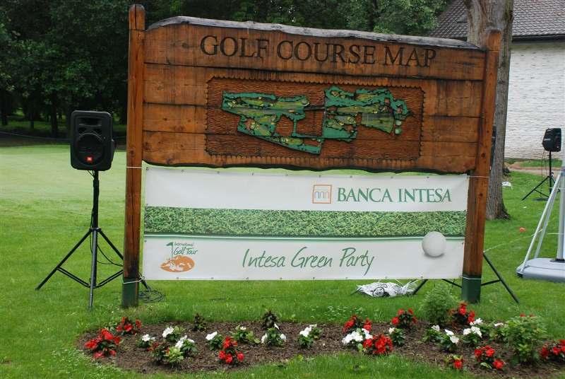 BANCA INTESA INVITATIONAL GOLF TOURNAMENT 2010