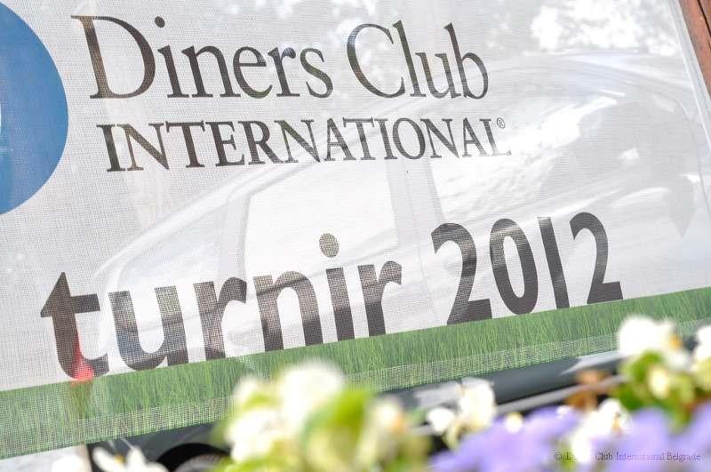 DINERS CLUB GOLF TURNIR 22 23. 09. 2012