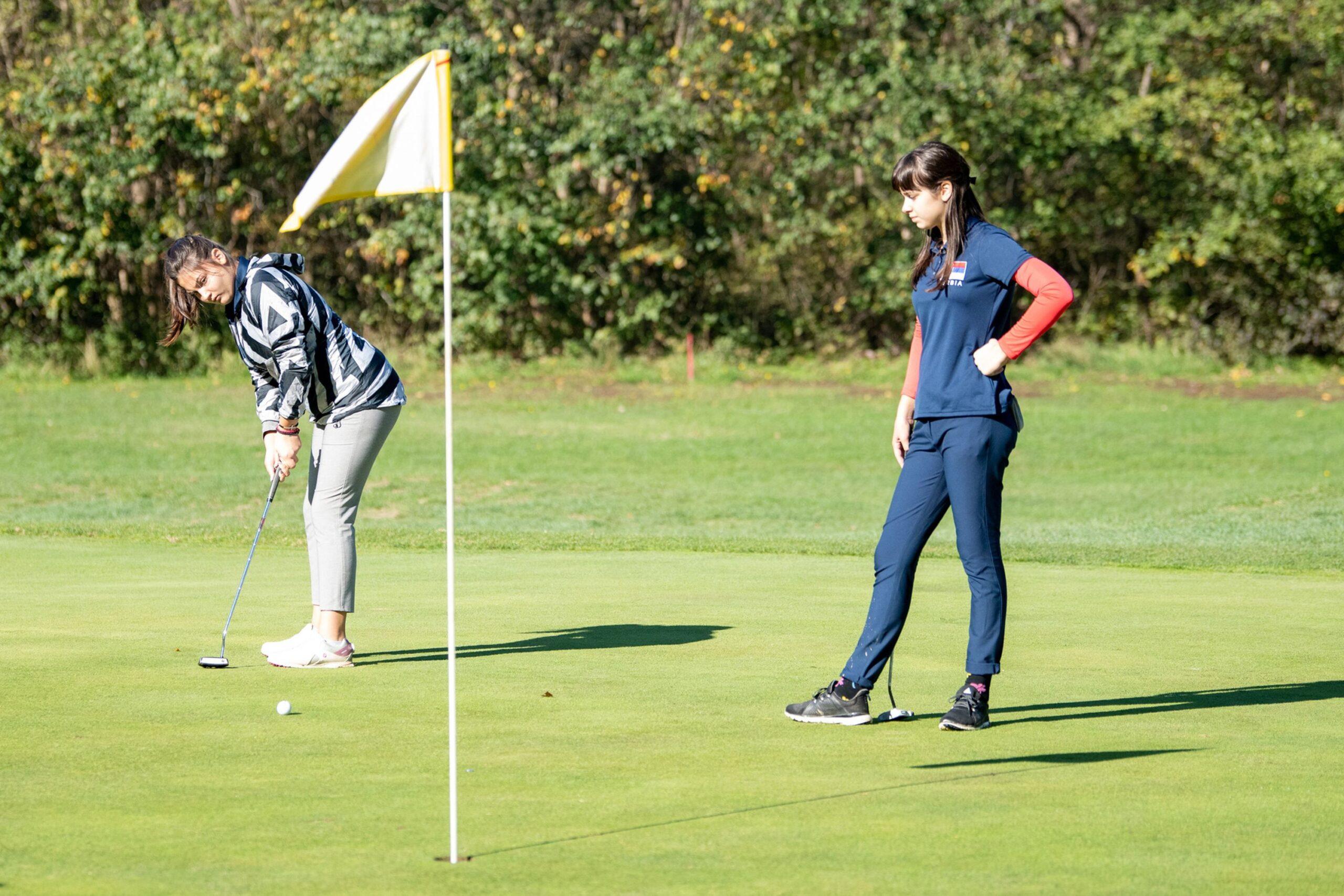 Golf Warriors finale 15.11.2020