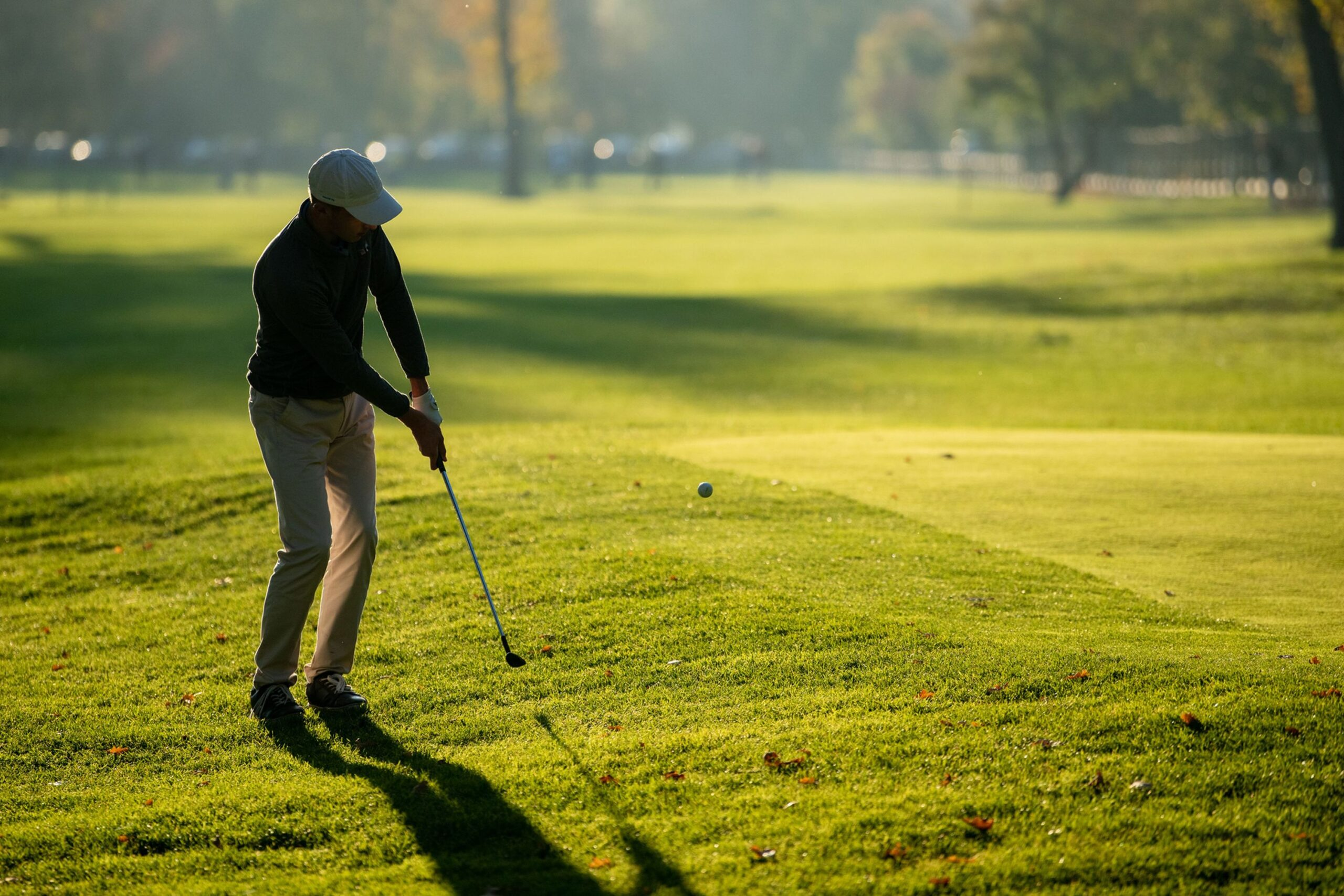 Golf Warriors I i II kolo 7-8.11.2020